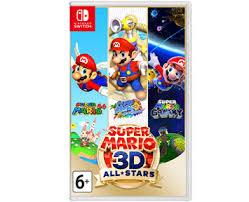 Купить игру <b>Super</b> Mario 3D All-Stars для <b>Switch</b> | <b>Видеоигр</b>.Нет