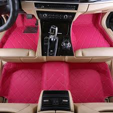 cute car floor mats. Modren Car Fashion Cute Pu Leather Double Layer 5d Customized Car Floor Mats For  Corolla POLO Cruz Hideo Intended Cute Car Floor Mats N
