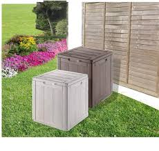 medium size of storage benches amazing weatherproof outdoor garden storage box brown small containers bench