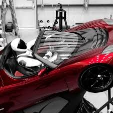 tesla car in space live. starman in sports car tesla space live i