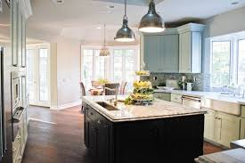 Hanging Light Kitchen Island Pendant Lighting With Baffling In Admirable  Modern Lights