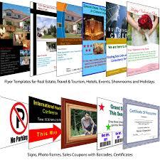 marketing brochure templates set  flyertemplatesprintart middot psd booklet template preview big