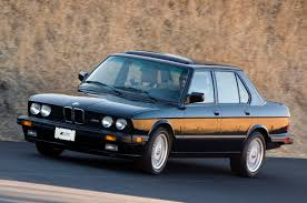 BMW Convertible bmw retro car : 1988 BMW M5: Retro Spin Photo Gallery - Autoblog
