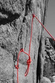 rock climbing yosemite anchor multipitch trad skills