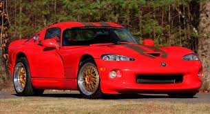 this viper gts cs is the only one in