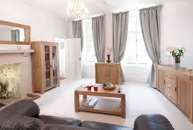 Solid Living Room Furniture Alto Solid Oak Living Room Furniture Oak Furniture Land Www