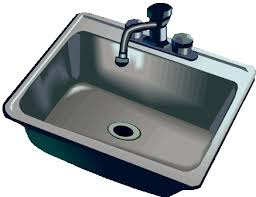 clean bathroom sink clipart. pink sink cliparts #2699577 clean bathroom clipart