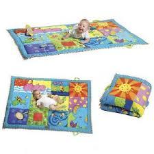 Tiny Love Super Mat Extra Padded Developmental Baby Play Mat