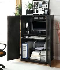 contemporary computer armoire desk computer armoire. Home Office Computer Armoire Design Furniture Desk S Within Contemporary Idea .
