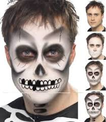 image is loading skeleton make up kit fx ghost face paint