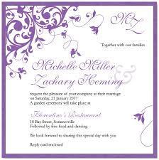 Free Wedding Invitation Templates Wedding Invitation Wording