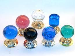 colored glass door knobs colored glass door knobs top notch milk glass door knobs glass door
