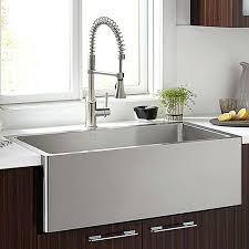 remarkable 36 stainless steel kitchen sink kraus 36 inch farmhouse single bowl stainless steel kitchen sink