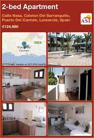 2 Bed Apartment In Calle Nasa, Caleton Del Barranquillo, Puerto Del Carmen,
