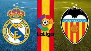 Assistir jogo do Real Madrid x Valencia AO VIVO na TV e Online | La Liga |  Real madrid, Madrid, Valencia