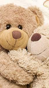 Cute Teddy Bear iPhone X Wallpaper ...