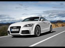 2009 Audi TT RS Coupe - Front Angle Speed Tilt - 1280x960 - Wallpaper