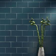 blue floor tiles. Fine Blue Bond Street Smooth Gloss 200x100 Blue Tiles On Floor