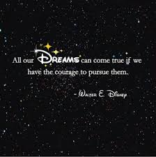 Disney Quotes About Dreams Inspiration All Our Dreams Can Come True Quote Picture