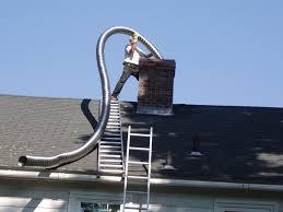 use chimney flue liner