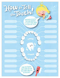 Tooth Chart For Losing Teeth Tooth Fairy Printables Lost Tooth Chart Hallmark Ideas