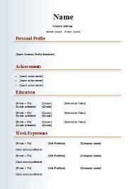 impressive templates for resume google search impressive resume formats