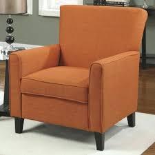 burnt orange accent chair. Burnt Orange Accent Chair Marvelous Housetohome Co