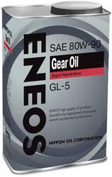 <b>Трансмиссионные масла</b> и жидкости ГУР: <b>Eneos Gear</b> GL-5 ...