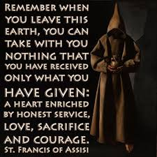 Francis Of Assisi Quotes Stunning 48 Best Francis Of Assisi Quotes On Pinterest St Francis 48