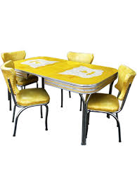 Retro Kitchen Chairs For Kitchen Retro Kitchen Table And Chairs For Wonderful Retro