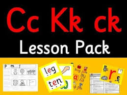 You can do the exercises online or download the id: Phonics Worksheets Lesson Plan Flashcards Jolly Phonics C K Ck Lesson Pack Teaching Resources