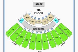 27 Explicit Mid Florida Amphitheater Seating Map