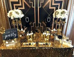 birthday decor the roaring great party decorations for office 50th favors diy cute layout birthday decorations for men party dinner ideas 50th