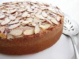 Gastronomer s Guide Almond Cake