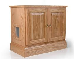 meow town mdf litter box. Litter Box Cat Furniture: Easy Upgrade From Unfinished Cabinets Lowes Or Home Depot Meow Town Mdf O