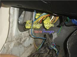 tacra s diy garage apexi rev speed meter rsm 3 soket utama yang akan digunakan nanti untuk proses wiring