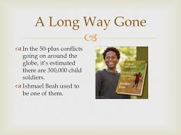A Long Way Gone Quotes Fascinating Memoirs Of A Boy Soldier By Ishmael Beah  A Long Way Gone  In