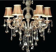 home design trendy mini chandelier lamp shades white regarding remodel 6