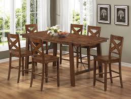 kitchen bar table and stools