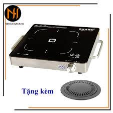Bếp hồng ngoại OSAKO OHA-1820 công suất 2000W mặt kính Ceramic, khung thép  không gỉ giá rẻ 690.000₫