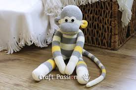 Sock Monkey Pattern Fascinating Sock Monkey Tutorial Do It And How