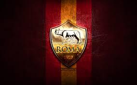 Herunterladen hintergrundbild roma-fc, golden logo, serie a, lila-metallic  hintergrund, fußball, as roma, italienische fußball-club, roma, logo,  fussball, italien mit einer auflösung zu überwachen 2880x1800. Bilder auf  dem desktop