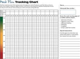 Peak Flow Chart For Adults Pdf Peak Flow Chart Excel Bedowntowndaytona Com