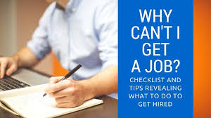 How To Get A Job Out Of State Why Cant I Find A Job 16 Common Reasons Career Sidekick