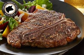 porterhouse steak. Fine Steak Premium Angus Beef 4 18oz Porterhouse With Steak