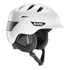 Bern Womens Helmet Size Chart Details About Bern Mens Rollins Boa Ski Snow Helmet Satin White