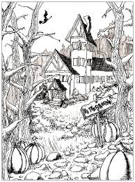 Small Picture 256 best Halloween Coloring Pages images on Pinterest Coloring
