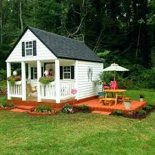 backyard playhouse plans free beautiful for little ones outside outdoor free diy playhouse backyard