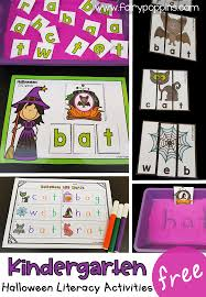 The 2nd grade halloween spelling list has a witch theme and contains the following words: Kindergarten Activities For Halloween Fairy Poppins