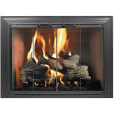 lovely ceramic glass fireplace doors glass door fireplace we pyro ceramic and tempered glass